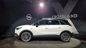Avis Opel Crossland X : d couverte vid o opel crossland x adieu le meriva ~ Medecine-chirurgie-esthetiques.com Avis de Voitures