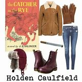 Holden Caulfield Costume | 600 x 600 jpeg 60kB