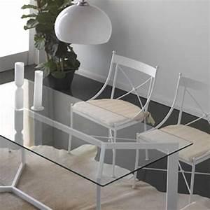 Chaise En Fer Forgé : chaise en fer forg paris 4 pieds tables chaises et ~ Dode.kayakingforconservation.com Idées de Décoration