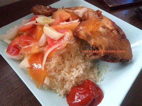 cuisine ivoirienne et africaine l attiéké la recette recettes africaines