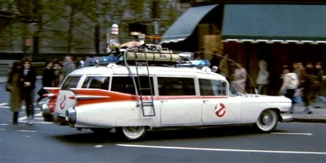 What Is The Ghostbusters Car by Ghostbusters The New Ecto 1 105 1 The Blaze
