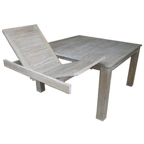 table a rallonge pas cher table rallonge sur enperdresonlapin