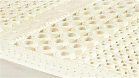 muffa nel materasso materasso in lattice biothermic marion
