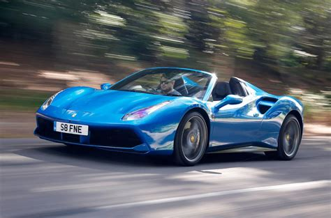 Review 488 Spider by 2016 488 Spider Uk Review Review Autocar