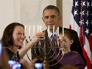 Obama Wishes Jews 'Happy Hanukkah' -- as He Stabs Israel at UN