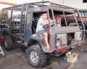 Volvo C304 Restore And Semi Expedition Or Jungle Taxi