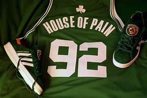 Adidas X House Of Pain X Concepts Basketball Jersey