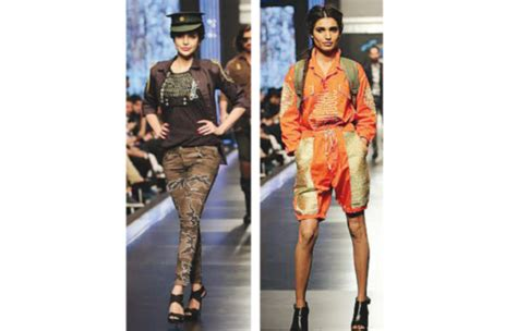 tipping the scale of fashion retail the express tribune