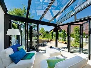 Anbau Haus Glas : anbau wintergarten so schaffen sie neuen lebensraum ~ Lizthompson.info Haus und Dekorationen