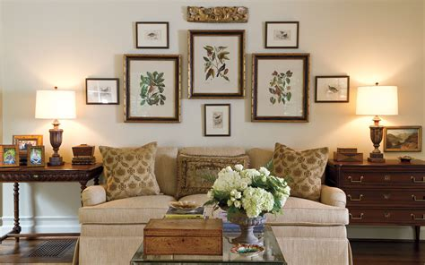 gracious groupings tips for decorating halls and walls