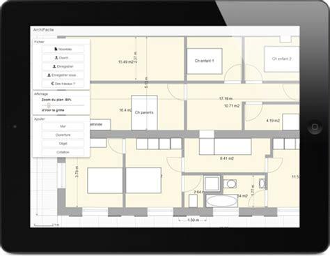 faire un plan de chambre plan de maison et plan d 39 appartement gratuit logiciel