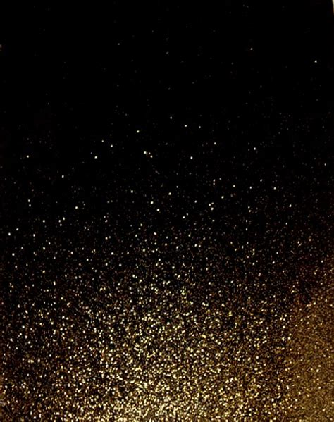 Backgrounds Fall Gold Wallpaper Iphone by Black And Gold Glitter Wallpaper Black Gold Fall