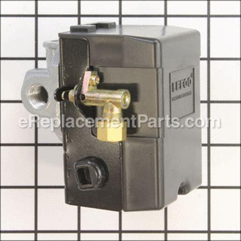 lefoo pressure switch cw218100av for cbell hausfeld power tool ereplacement parts