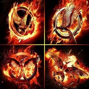 Hunger Games logos | YA | Pinterest | Hunger games series ...