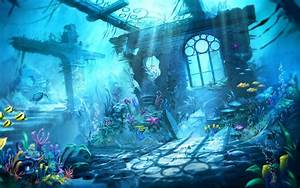 Trine Underwater Scene Wallpapers HD Wallpapers ID 13876