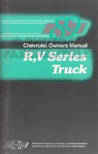 1977 Chevy Truck Blazer Suburban Service Manual Set Oem Service Manual And The Wiring Diagrams Manual