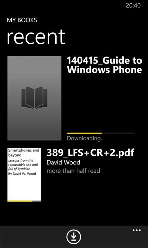 Free Download Ebook Reader For Windows 7