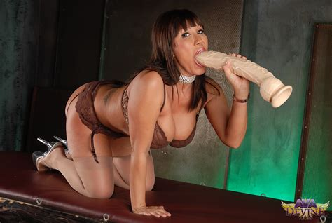 Ava Devine Fucked Up The Ass With A Giant Dildo Welcome To Hot Ava Devine