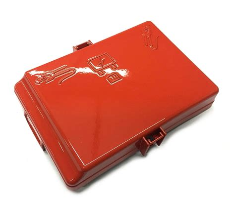 Challenger Hellcat Srt Painted Fuse Box Cover Rpidesigns