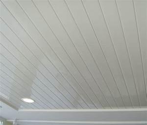 Faux Plafond Pvc : faux plafond pvc d corama ~ Melissatoandfro.com Idées de Décoration