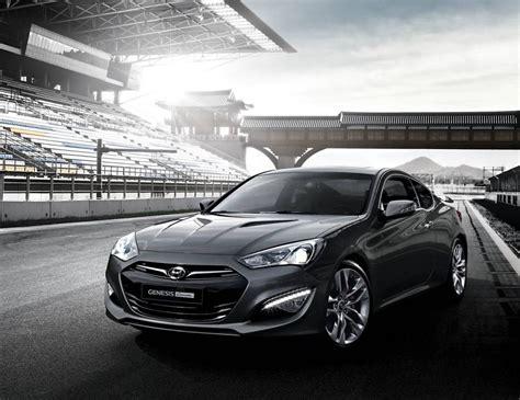 Hyundai Powers Up New Genesis Coupe