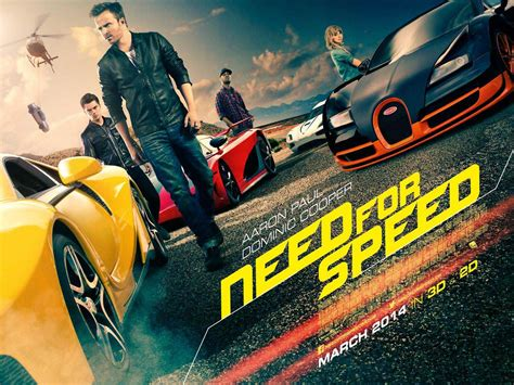 'need For Speed' Is So Bad It's Good