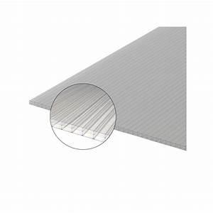 Plaque Polycarbonate Alvéolaire 4mm : plaque polycarbonate alv olaire 16mm mccover ~ Dailycaller-alerts.com Idées de Décoration