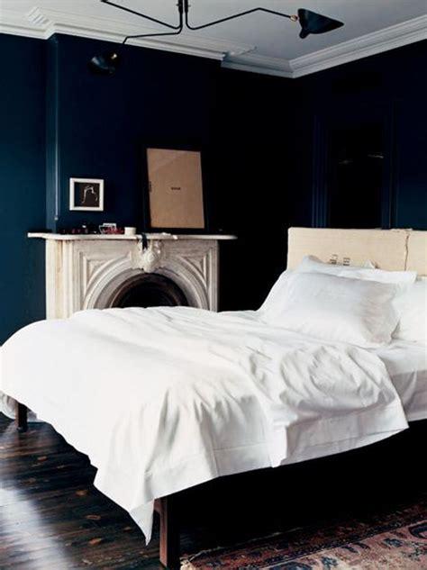 bleu chambre 12 idées pour une décoration de chambre en bleu marine
