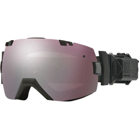 smith turbo fan goggles smith i o x elite turbo fan goggle backcountry com