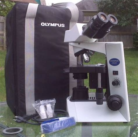 used olympus cx31 microscope for sale dotmed listing