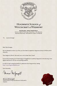 hogwarts is here you can now enrol to study witchcraft With acceptance letter into hogwarts