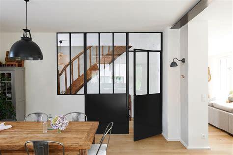 verriere interieure cuisine une verrière d atelier source de lumière et d inspiration