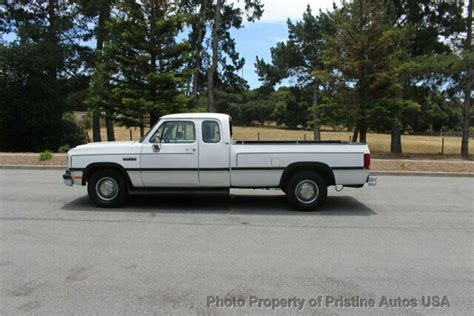 auto repair manual online 1993 dodge d250 lane departure warning 1993 dodge d250 5 9 cummins diesel 5 speed manual 1 owner california truck classic 1993