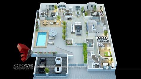 floor plan rendering  power