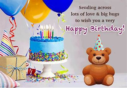 Birthday Special Hugs Happy Wishes Cards Send