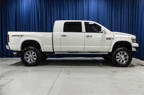 Used Lifted 2008 Dodge Ram 2500 Mega Cab Sxt 4x4 Diesel
