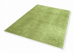 Teppich Grün Grau : kurzflor teppich gr n esprit designer teppich modern gewebt trend ~ Markanthonyermac.com Haus und Dekorationen