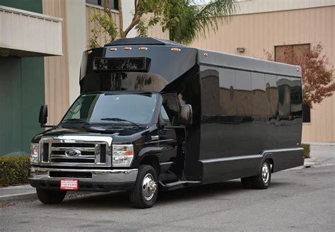 Limo Shuttle by Limo Executive Car Service Limousine Service
