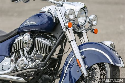 Review Indian Chief by Review 2017 Indian Chief Classic On The Warpath Image