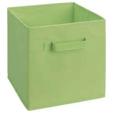 Closetmaid Storage Baskets - cube organizer storage basket bin fabric cubicle
