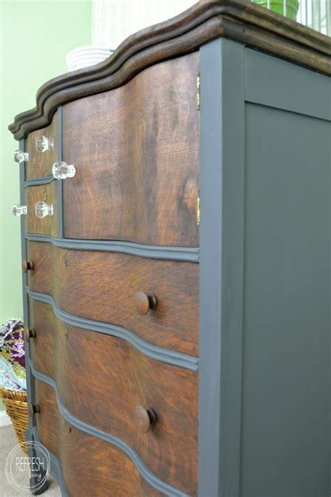 slate gray  java dresser general finishes design center