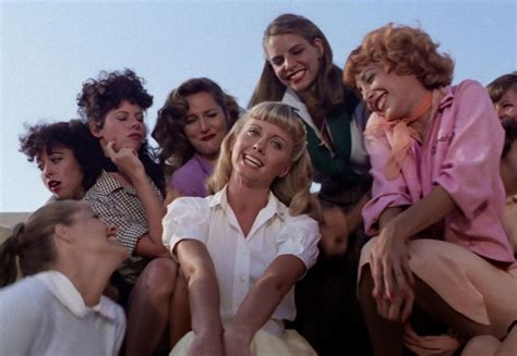 Grease Cast Girls