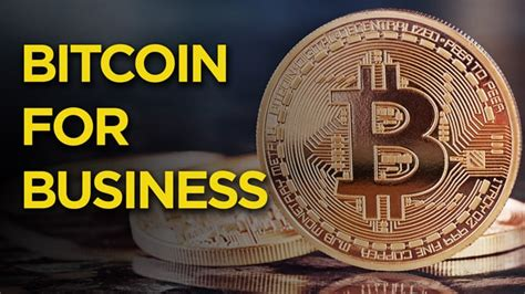 What Businesses Accept Bitcoin by Should You Use Bitcoin For Your Business Advisors