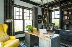 designing a masculine home office