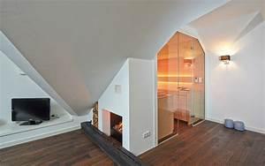 Sauna Unter Dachschräge : klafs ma anfertigung einer sauna nach ihrem wunsch ~ Sanjose-hotels-ca.com Haus und Dekorationen