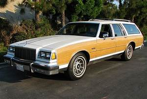 1990 Buick Estate Wagon - Information And Photos