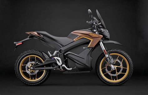 Zero Motorcycles' 2019 Line-up Boasts More Power And