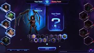 Heroes, News, Hero, League, And, Draft, Mode, Implemented, In, Heroes, Of, The, Storm