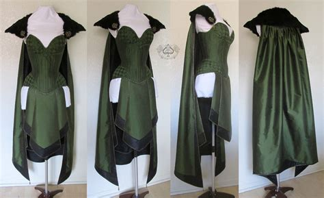 Pin By Kelly Cercone On My Corsets Lady Loki Cosplay