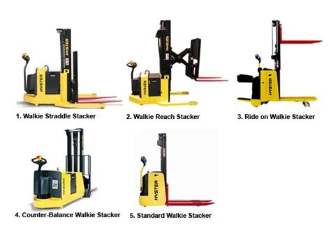 What Is A Walkie-stacker? Basic Types & Application